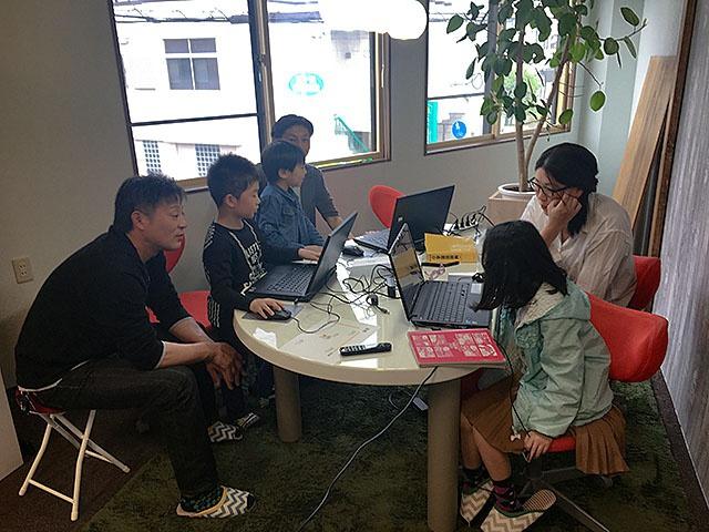 [終了] 2018.05.03 (木) 10:00~12:00 子ども向け プログラミング体験