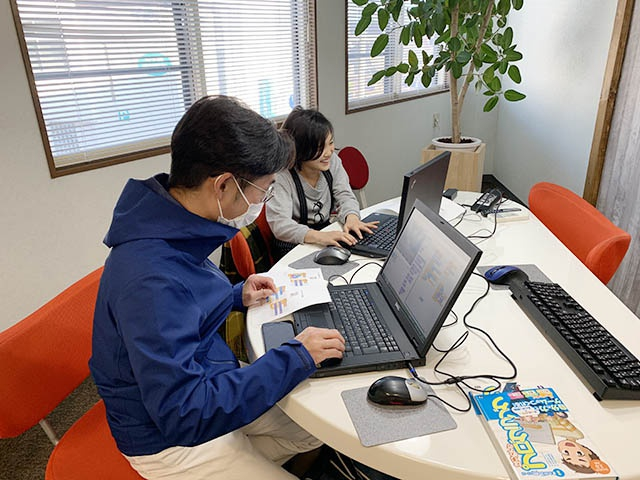 [終了] 2018.11.18(日) 14:00~15:00 子ども向け プログラミング体験